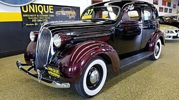 1937 Plymouth Deluxe for sale 100987197