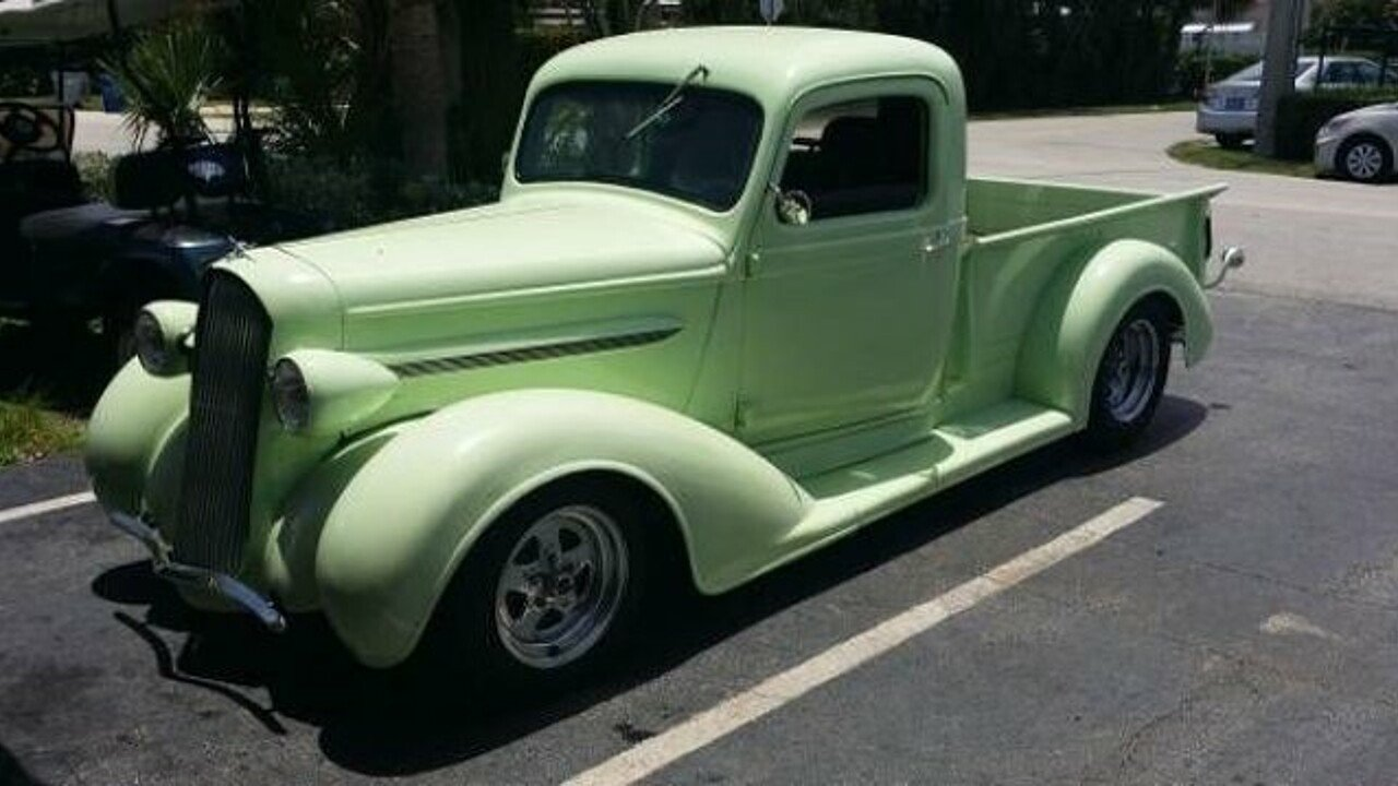 1937 Plymouth PT Trucks for sale 100822851