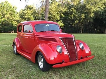 1937 ford Deluxe Tudor for sale 100822709