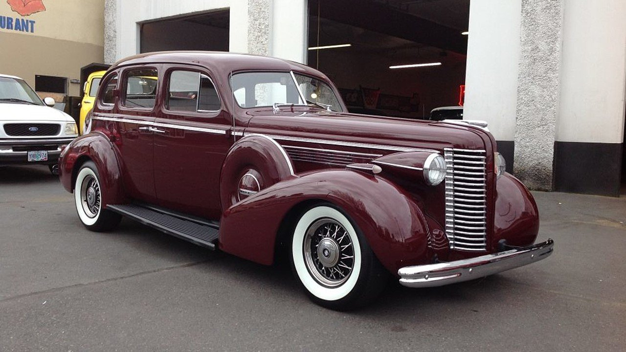 1938 Buick Special for sale 100976922