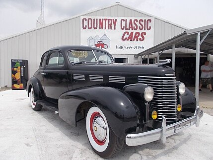 1938 Cadillac Series 60 for sale 100757824