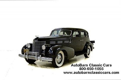 1938 Cadillac Series 60 for sale 100772987