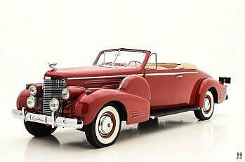 1938 Cadillac V-16 for sale 100887179