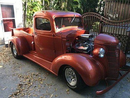 1938 Chevrolet Custom for sale 100856633