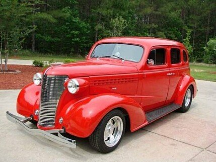 1938 Chevrolet Master Deluxe for sale 100813679