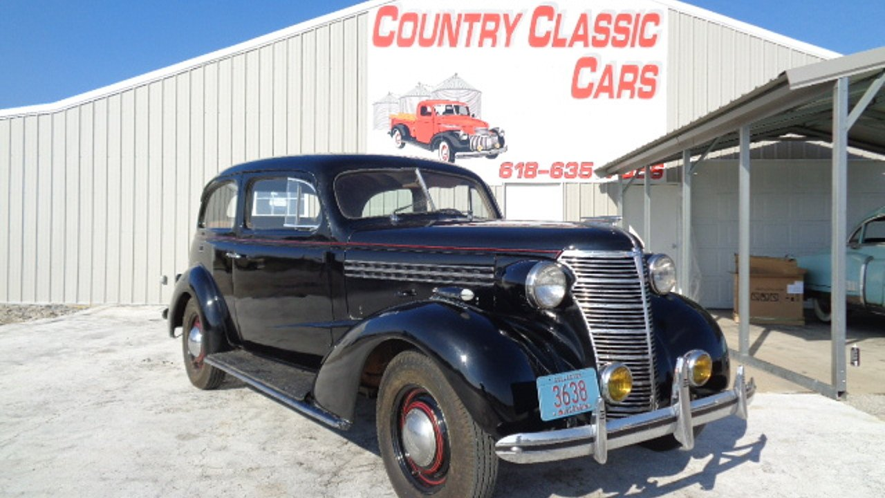 1938 Chevrolet Master Deluxe for sale near Staunton, Illinois 62088 ...