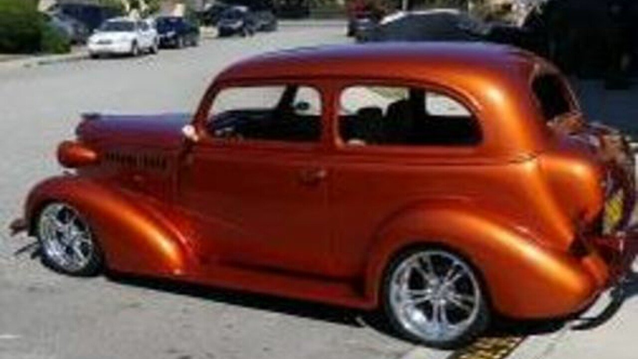 1938 Chevrolet Master Deluxe for sale 100812340