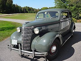 1938 Chevrolet Master Deluxe for sale 100988926