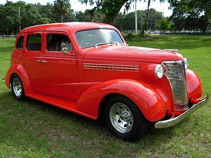 1938 Chevrolet Master Deluxe for sale 100988839