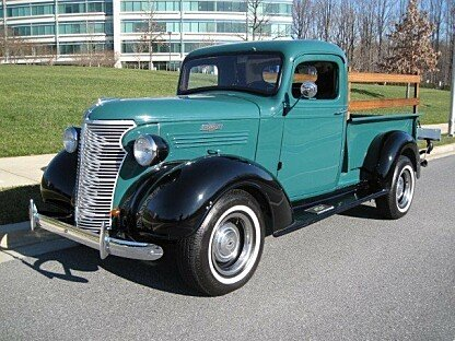 1938 Chevrolet Pickup for sale 100990213