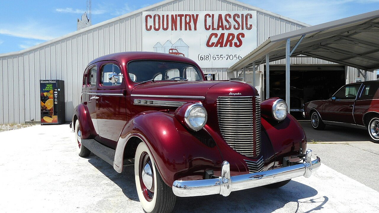 1938 Chrysler Royal for sale 100881693