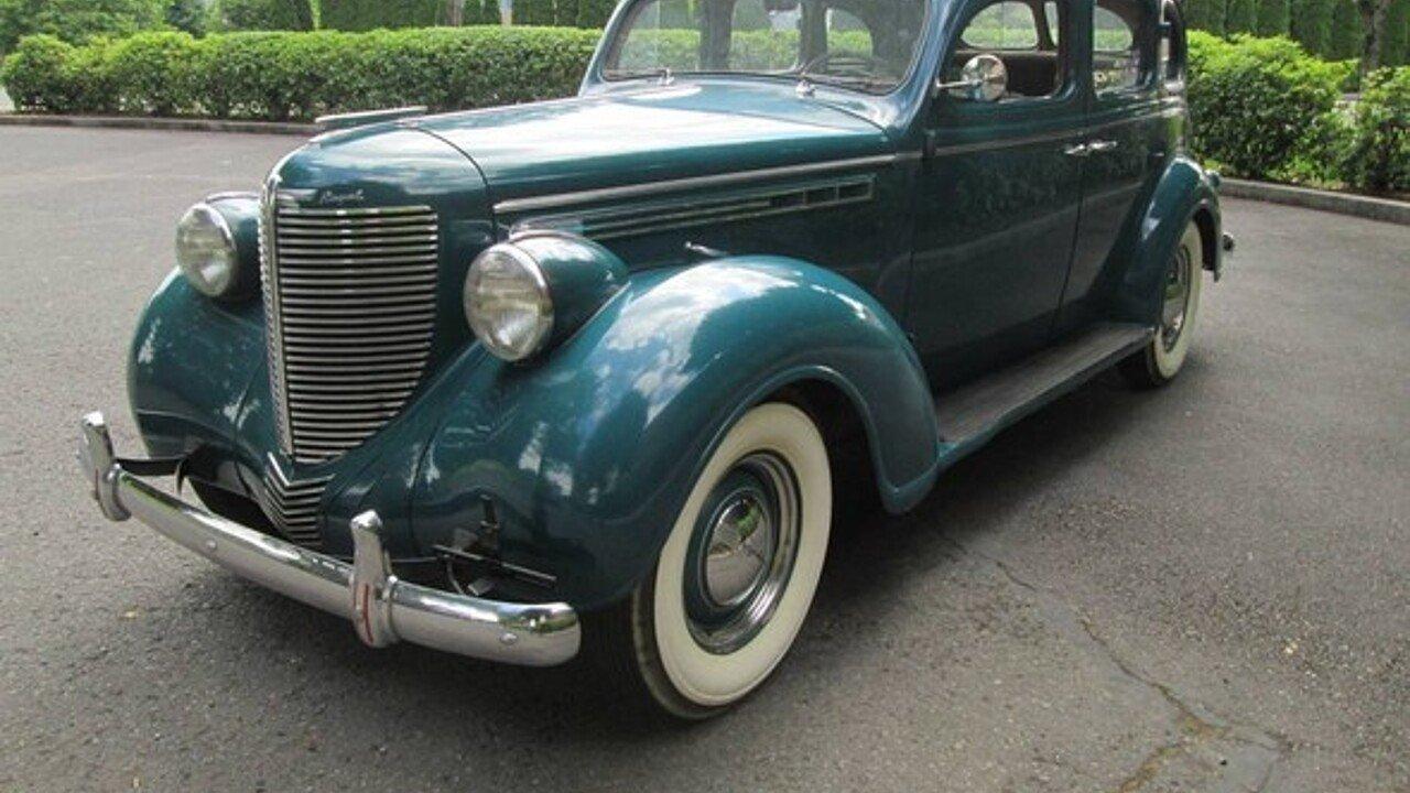 1938 Chrysler Royal for sale near LAS VEGAS, Nevada 89119 ...