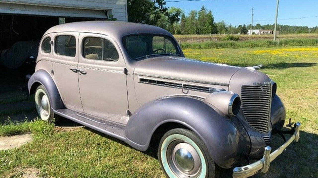 1938 Chrysler Royal for sale 101018859