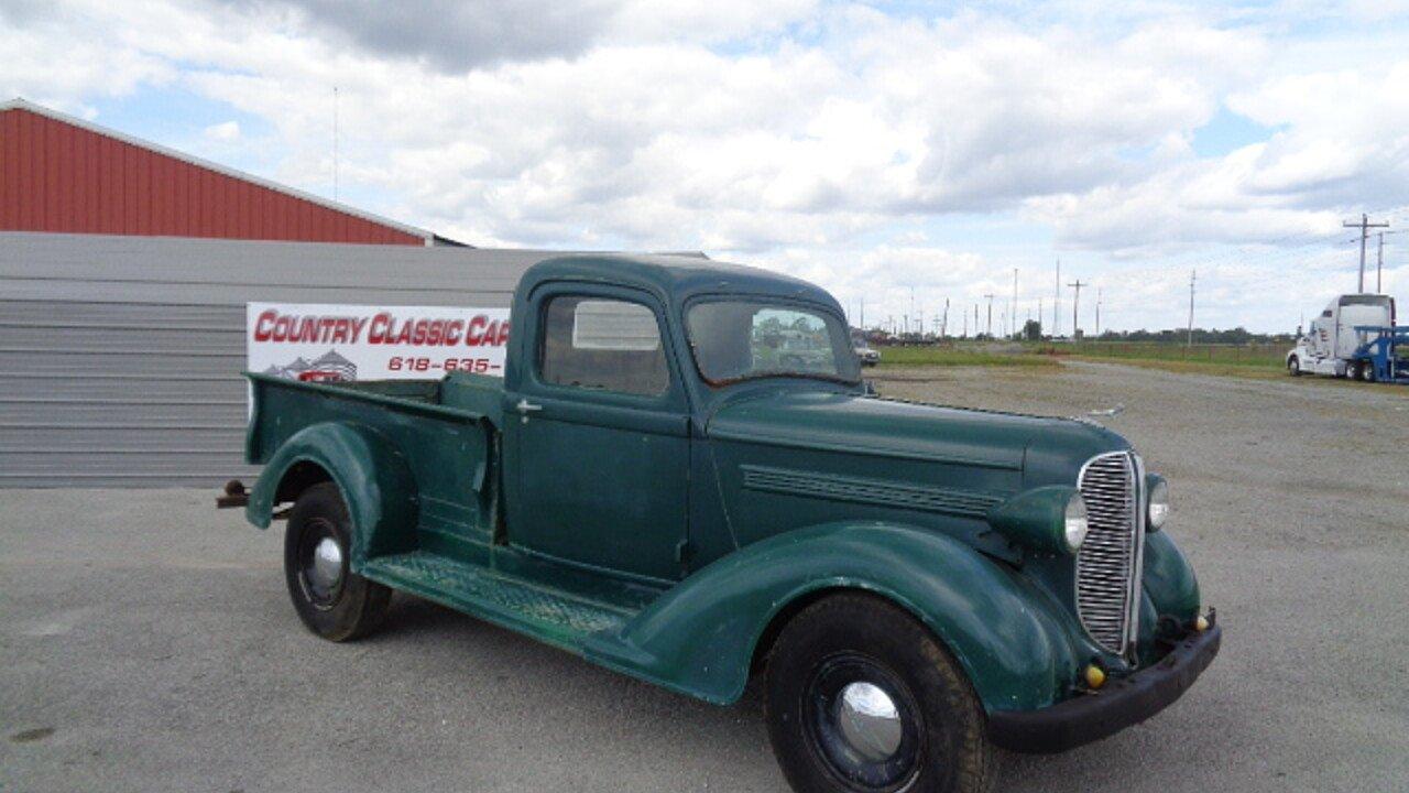 1938 Dodge Pickup for sale near Staunton, Illinois 62088 ...