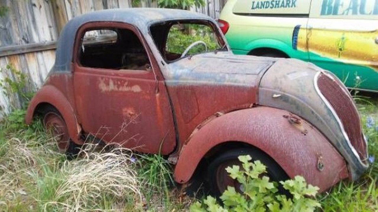 1938 FIAT Topolino 500 for sale 100898787