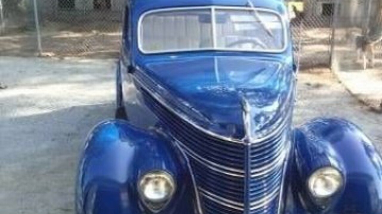 1938 Ford Deluxe for sale 100822737