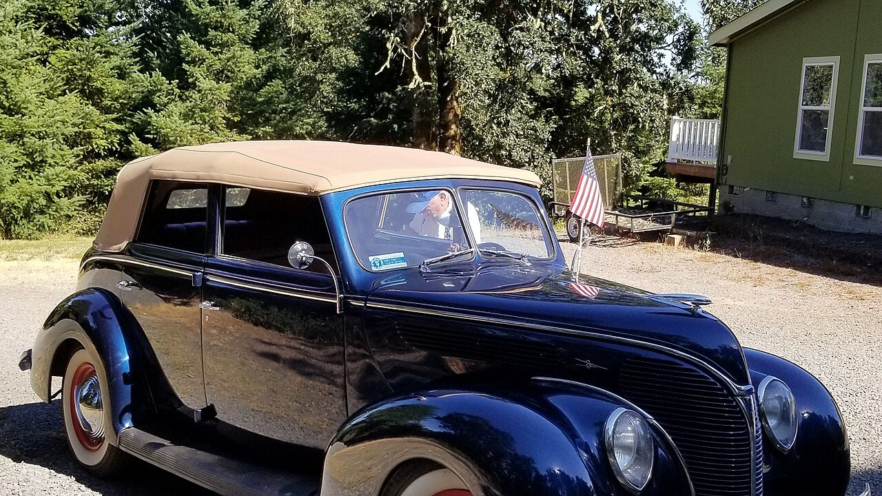 1938 Ford Model 81A for sale 101007716