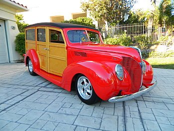 1938 Ford Other Ford Models for sale 100821054