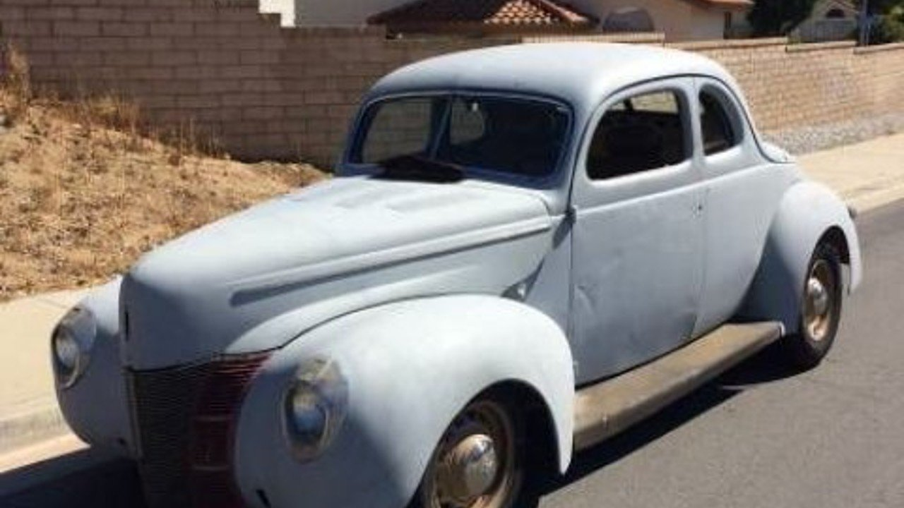 1938 Ford Other Ford Models for sale 100841575