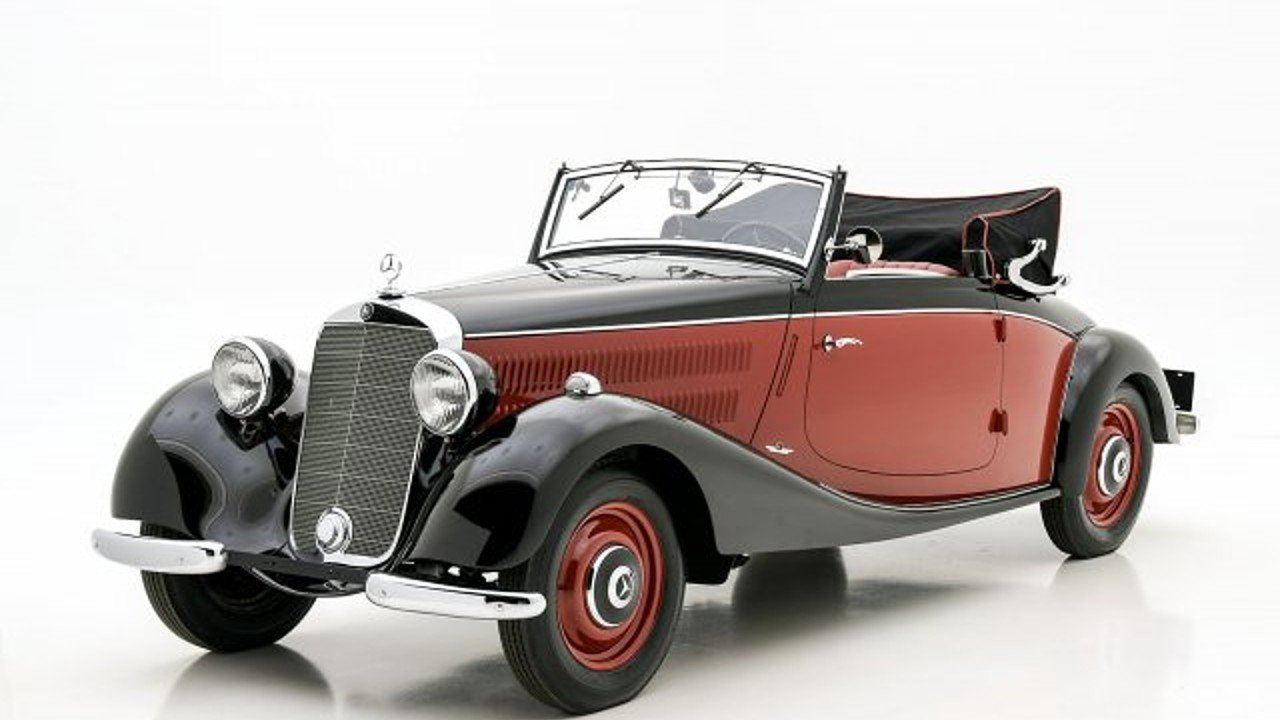 1938 Mercedes-Benz 170V for sale near Saint Louis, Missouri 63146 ...