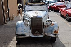 1938 Mercedes-Benz Other Mercedes-Benz Models for sale 100799642
