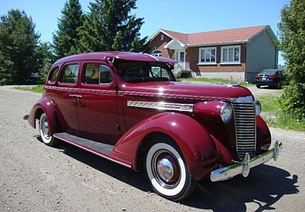 1938 Nash Ambassador for sale 100909412