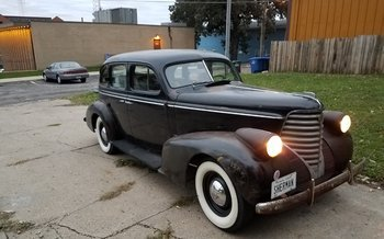 1938 Oldsmobile Series F for sale 100914700