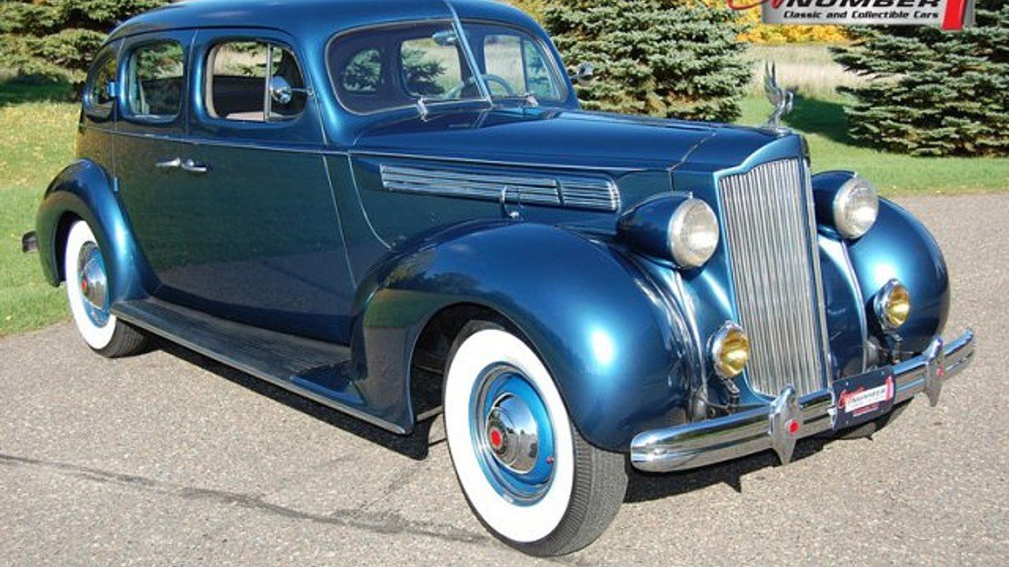 1938 Packard Model 1601 for sale 101044618