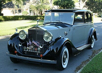 1938 Rolls-Royce Phantom for sale 100969213
