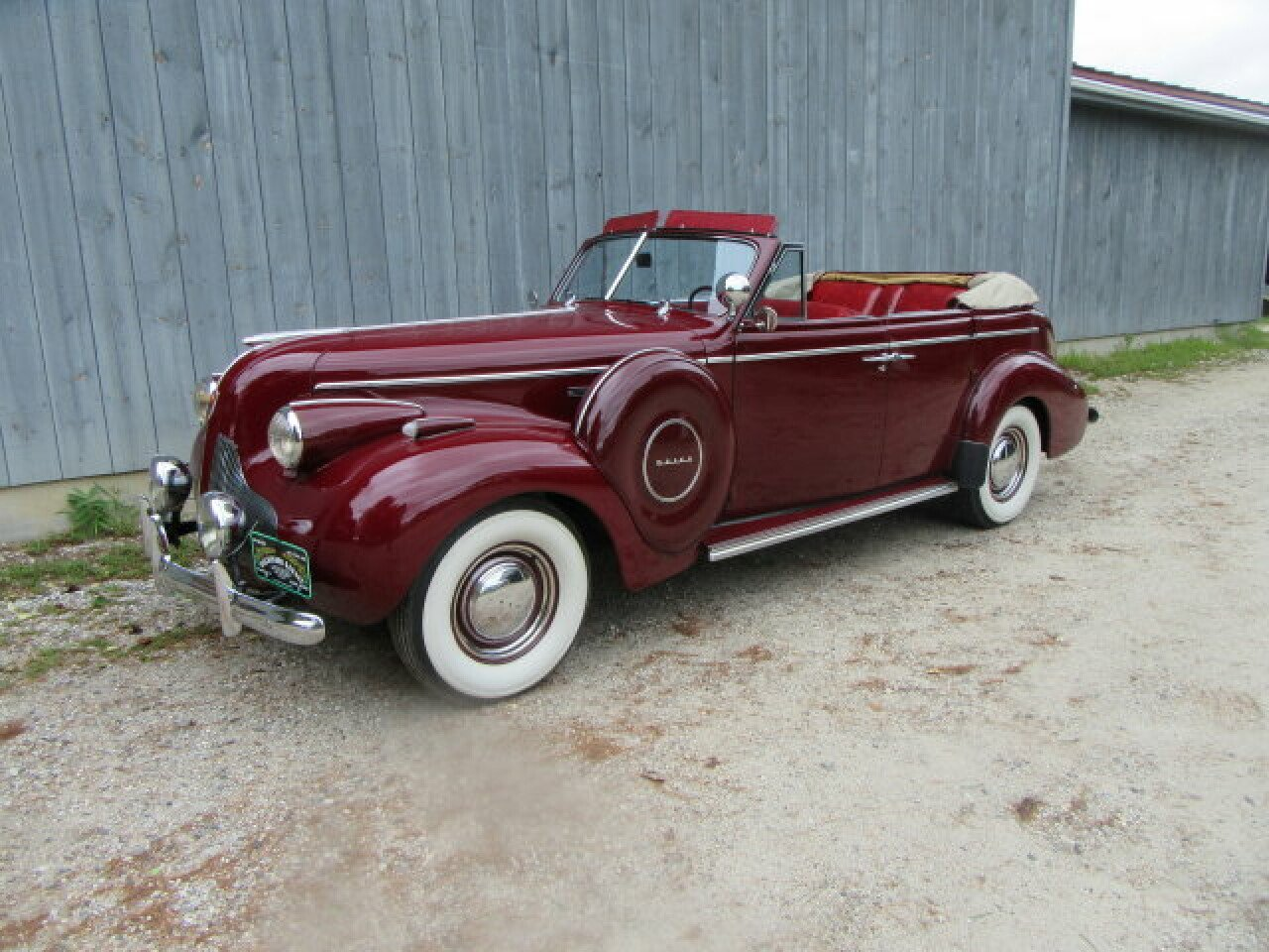 1939 Buick Century For Sale Near Freeport, Maine 04032
