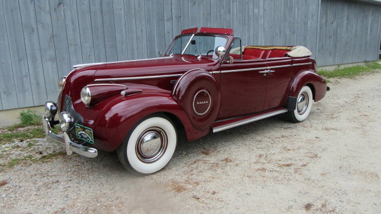 1939 Buick Century for sale 100786659
