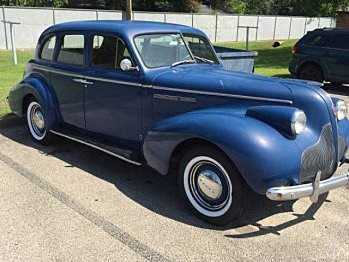 1939 Buick Special for sale 100822917