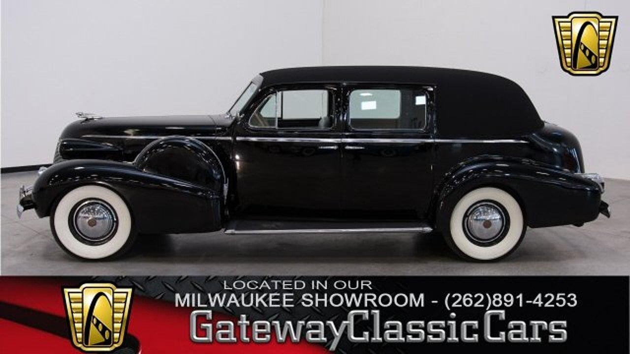 1939 Cadillac Other Cadillac Models for sale 100948831