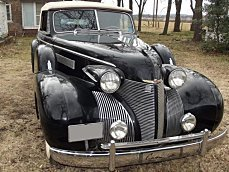 1939 Cadillac Series 61 for sale 100983444