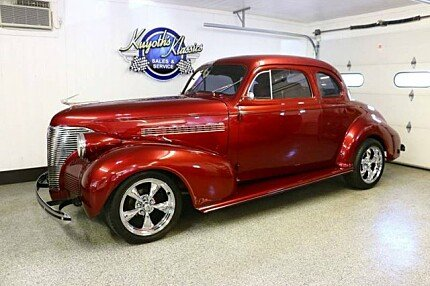 1939 Chevrolet Custom for sale 100914220