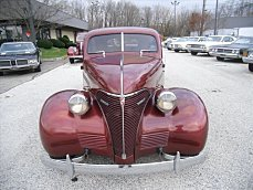 1939 Chevrolet Master Deluxe for sale 100780989