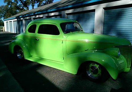 1939 Chevrolet Master Deluxe for sale 100795157