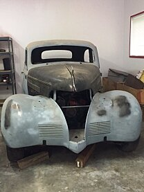 1939 Chevrolet Master Deluxe for sale 100805866