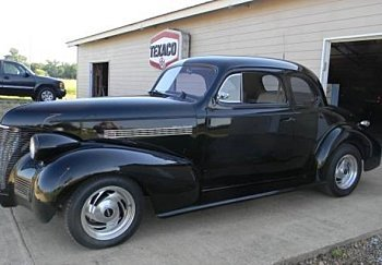 1939 Chevrolet Master Deluxe for sale 100876544
