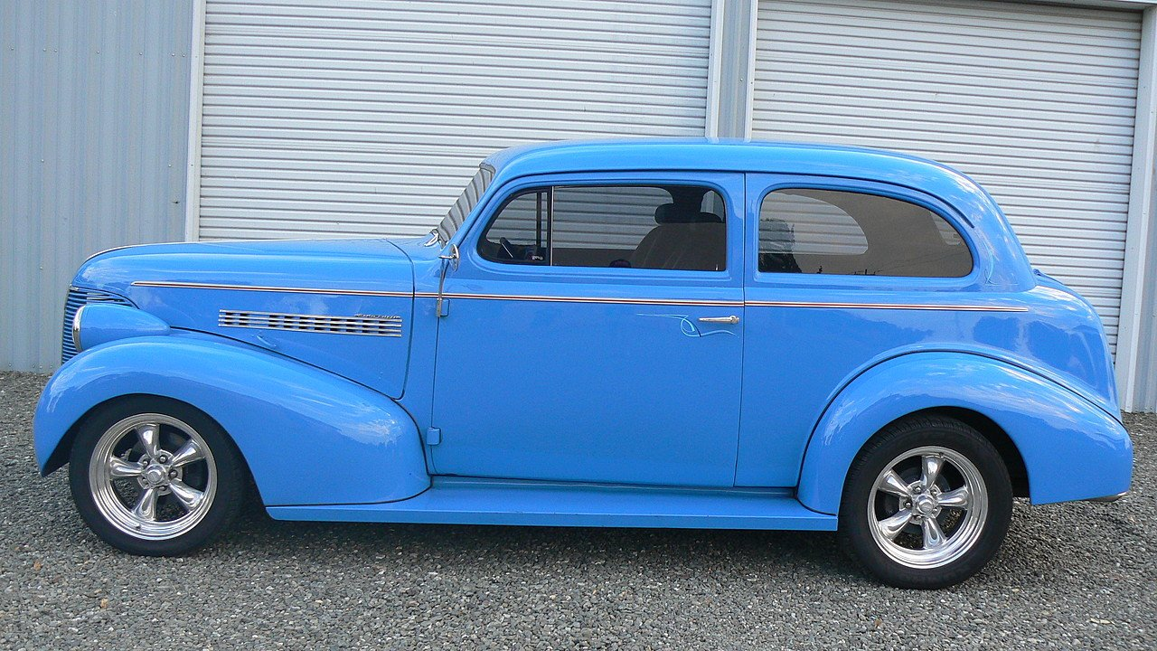 1939 Chevrolet Master Deluxe for sale 100912836