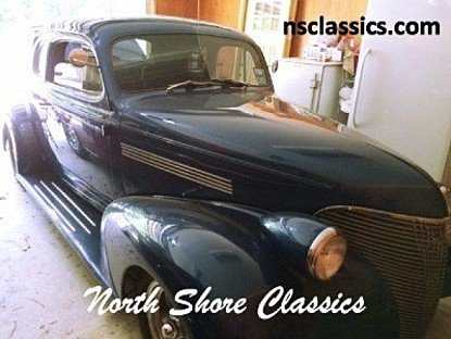 1939 Chevrolet Master Deluxe for sale 100864065