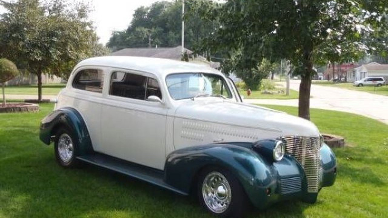 1939 Chevrolet Master for sale 100822726