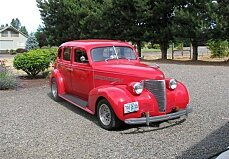 1939 Chevrolet Master for sale 100916607
