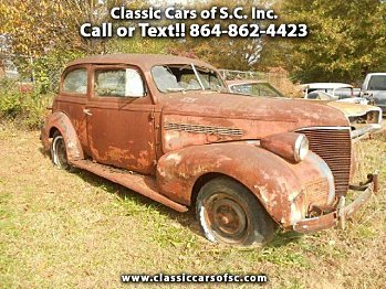 1939 Chevrolet Other Chevrolet Models for sale 100736218