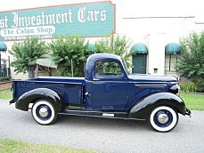 1939 Chevrolet Other Chevrolet Models for sale 100741884