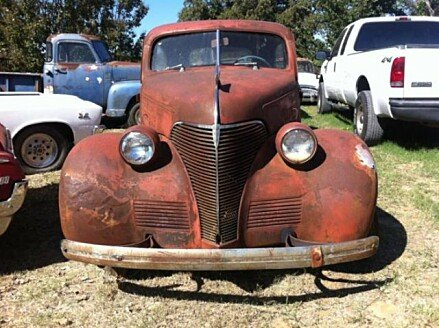 1939 Chevrolet Other Chevrolet Models for sale 100875395