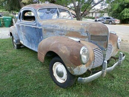 1939 Dodge Deluxe for sale 100823050