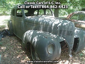 1939 Dodge Other Dodge Models for sale 100736228