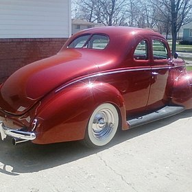 1939 Ford Deluxe for sale 100750209