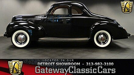 1939 Ford Deluxe for sale 100769558